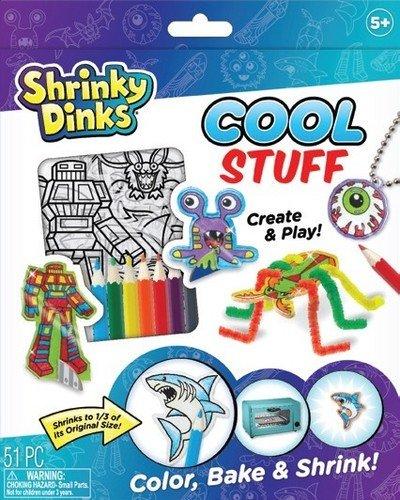 Shrinky Dinks Cool Stuff Activity Set (Art Plastic Shrink)