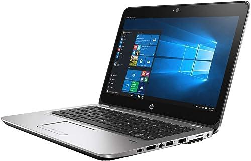 HP EliteBook 820 G3 12 5 Zoll HD Intel Core i5 128GB SSD Festplatte 8GB Speicher Windows 10 Pro Webcam Business Notebook Laptop Zertifiziert und Generaluberholt