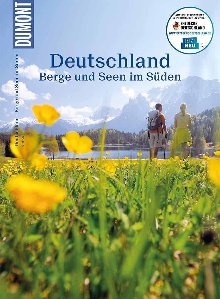 Deutschland - Berge und Seen im Süden