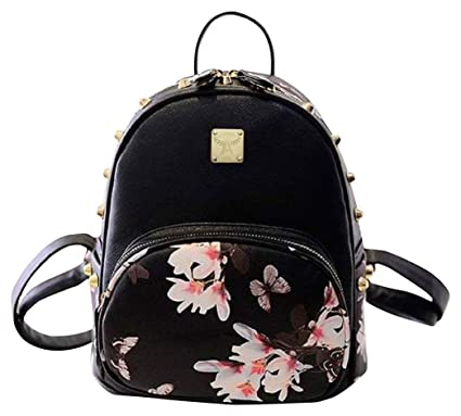 8e4eba823d Butterflower Girls Small Backpacks Purse Woman Lady School Mini Water-Proof  iPad Travel Outdoor Fashion