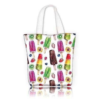 Amazon com: Canvas Tote Bag -W11 x H11 x D3 INCH/Design Your