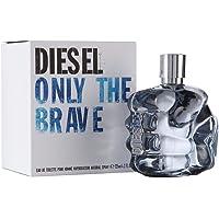 Diesel Only The Brave - Agua de tocador vaporizador, 125 ml