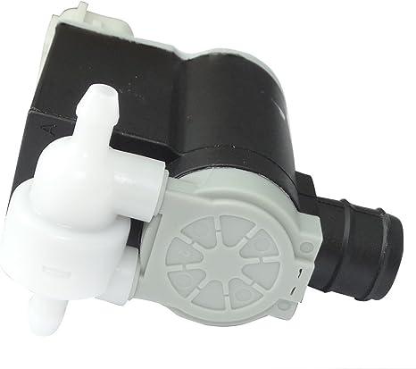 Aerzetix C17050 Scheibenwaschpumpe Kompatibel Mit Der Original Referenz 98510 1h100 C17050 Für Auto Küche Haushalt
