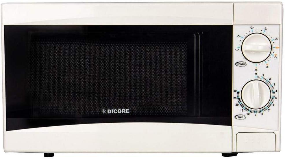 Dicore – Microondas blanco Manual MOG20L8BS2(3): Amazon.es ...