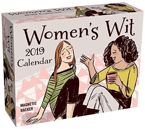 Women's Wit 2019 Mini Day-To-Day Calendar