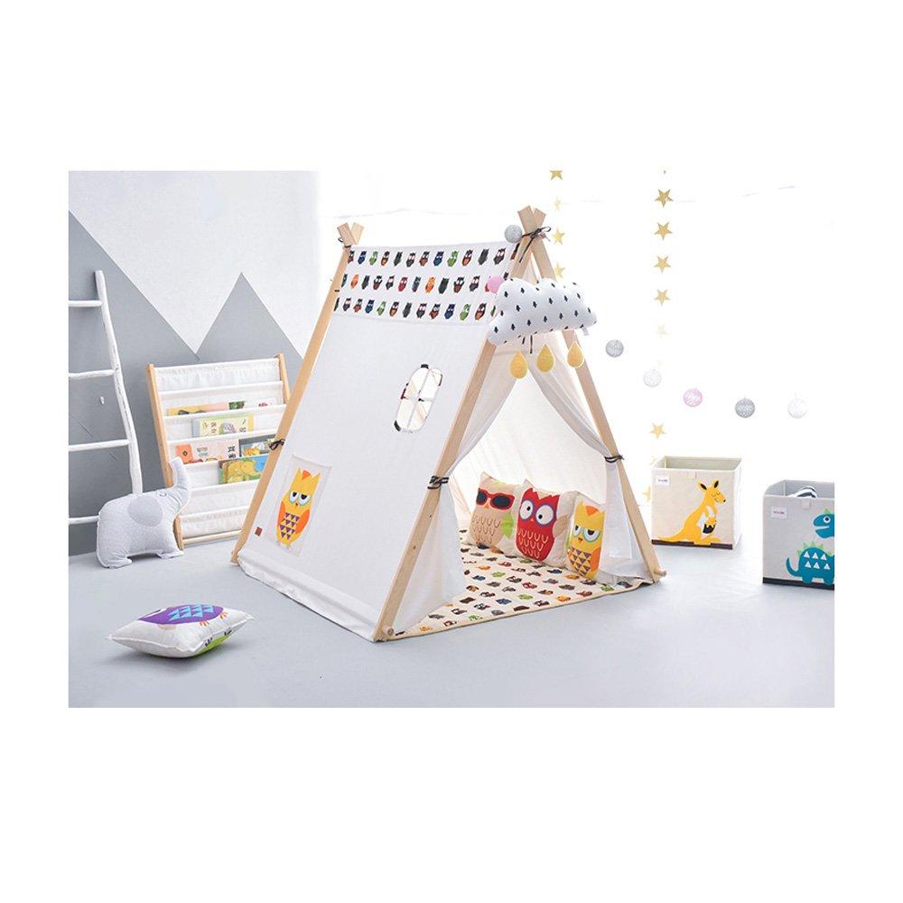 QAR Kinder Zelt Indoor Übergroße Spielhaus Mädchen Prinzessin Zimmer Zelt