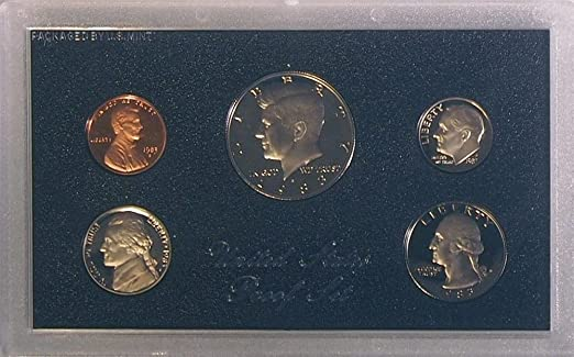 FREE SHIPPING 2013 US Proof Set in Original Mint Packaging