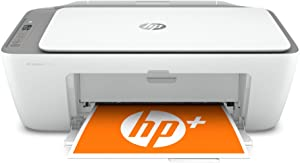 HP DeskJet 2755e All-in-One Wireless Color Printer, with bonus 6 months free Instant Ink with HP+ (26K67A)