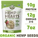 Manitoba Harvest Hemp Hearts Raw Shelled Hemp Seed (7-Ounce)