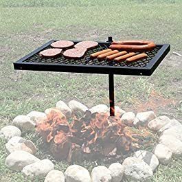 Texsport Heavy-Duty Swivel Grill Home Good