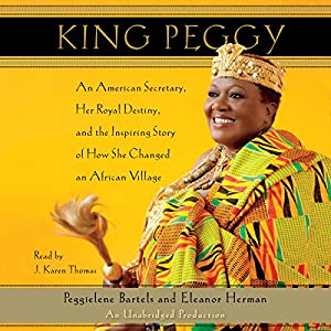 King Peggy Audiobook