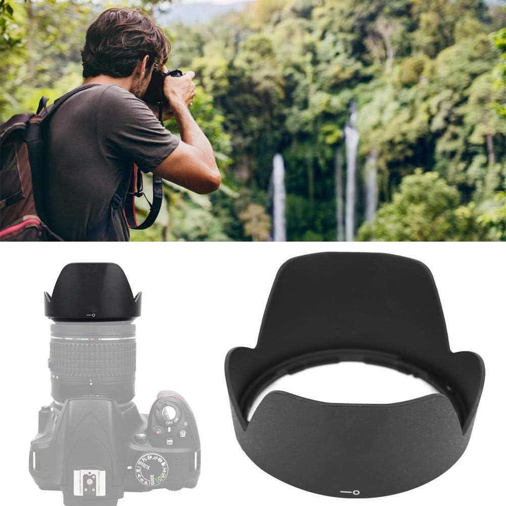 for Nikkor 10-100mm f//4.5-5.6G VR Lenses HB-N102 Cmaera Lens Hood Shade Plastic Mount Lens Hood Backlight Photography