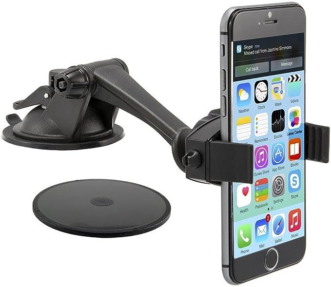 22bbfbb2029c36 Amazon.com: Arkon Car Mount Phone Holder for iPhone X iPhone 8 7 6S ...