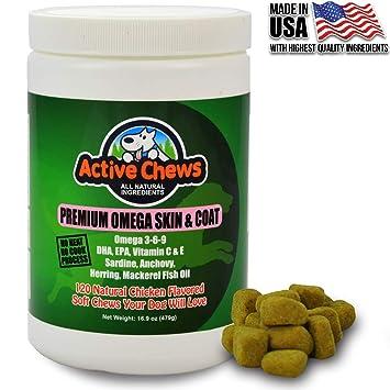 Amazon.com: Pure Omega Aceite de Pescado para perros by ...