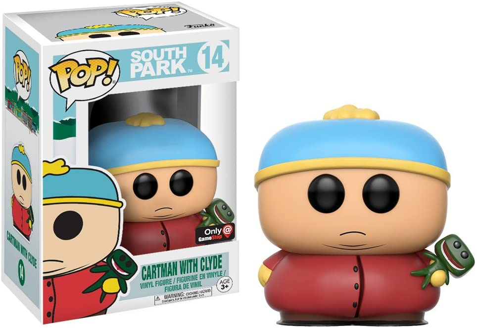 NEW Funko Pop Vinyl South Park Cartman