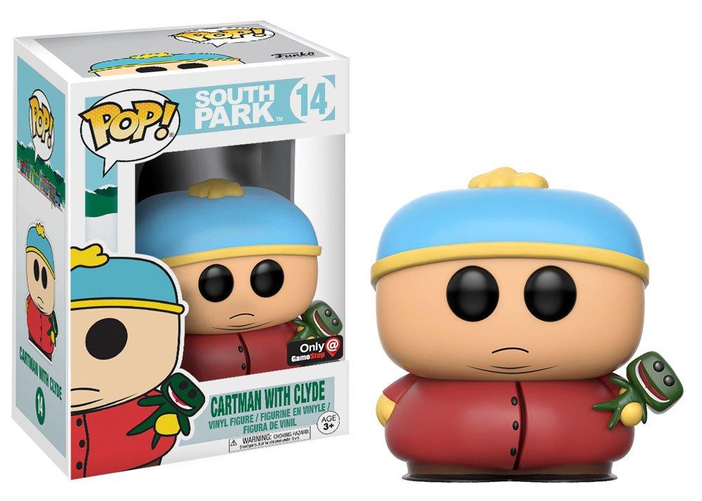 Funko-POP TV SOUTH PARK W2-Kenny Brand New in Box