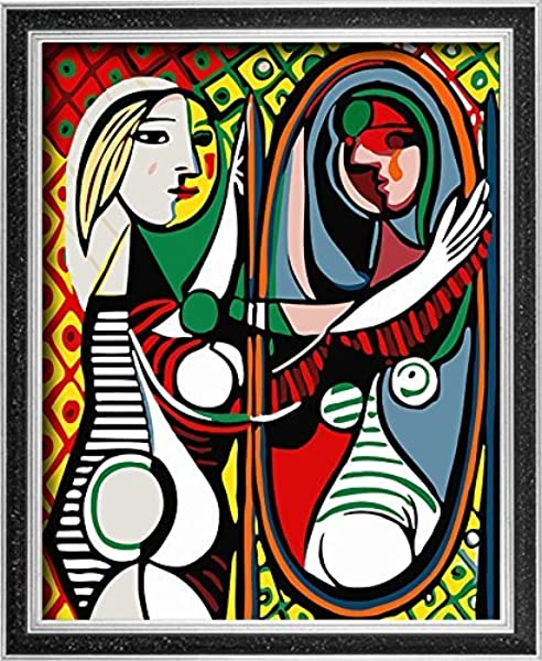 Woman And Children By Pablo Picasso Paint By Number Kit DIY Painting