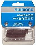 SHIMANO BR-9000 R55C4 Zapatas Sueltas Unisex Adulto, Talla Única