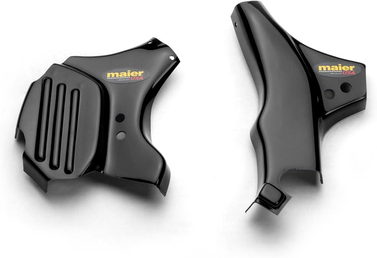 Maier USA Frame Guards for Yamaha YFZ450 990800 Black