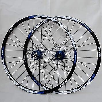 DL 26/27.5/29 Pulgada Rueda de aleación llanta de Doble Pared 8/9/10/11 Volante de Velocidad soporta la instalación para Bicicleta de Carretera Ultra-Ligeras: Amazon.es: Deportes y aire libre