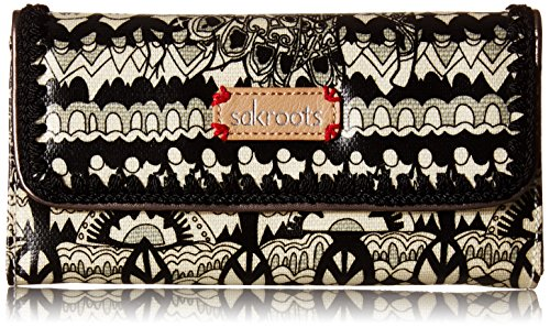 trifold-wallet-black-white-one-world-one-size