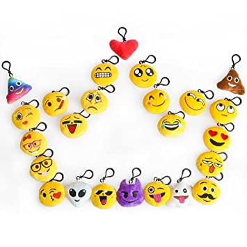 Emoji Party Favours Gifts Runhome Toys For Bag Fillers Birthday Decoration