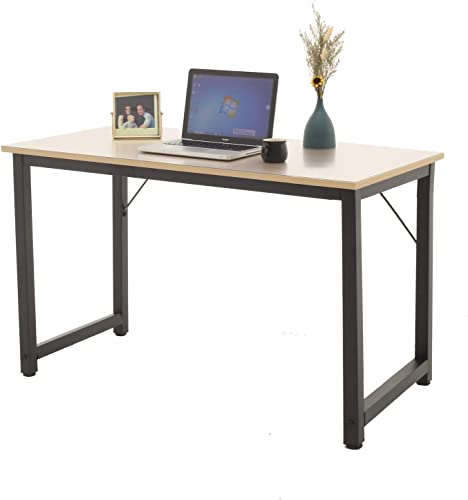 ELIAUK Computer Home Office Desk 47'' Study Writing Table PC Laptop Notebook Table - a good cheap modern office desk