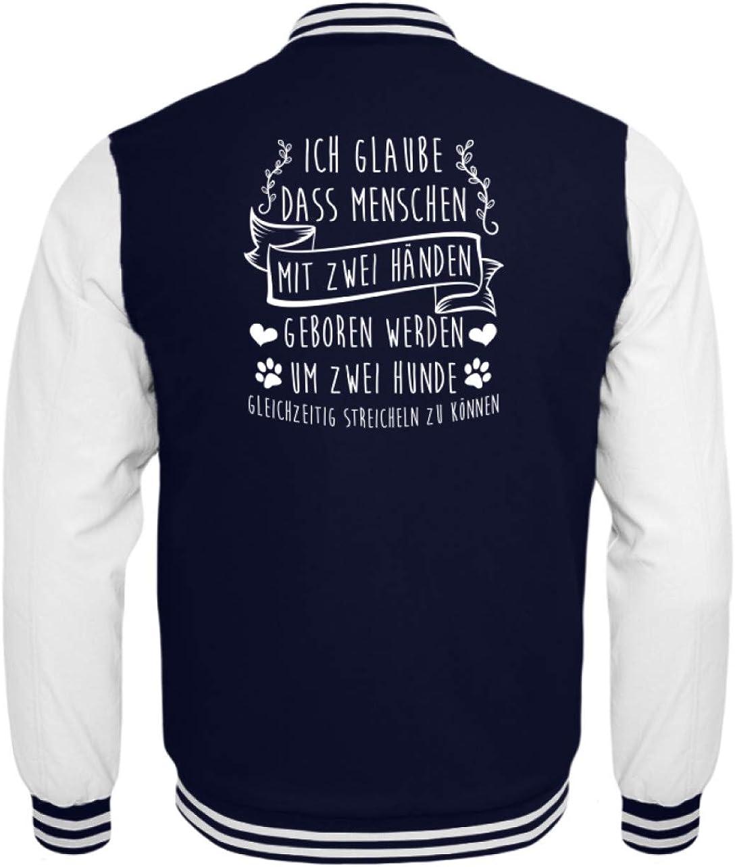 shirt-o-magic shirt-o-magic Hunde: 2 Hände zum Hunde