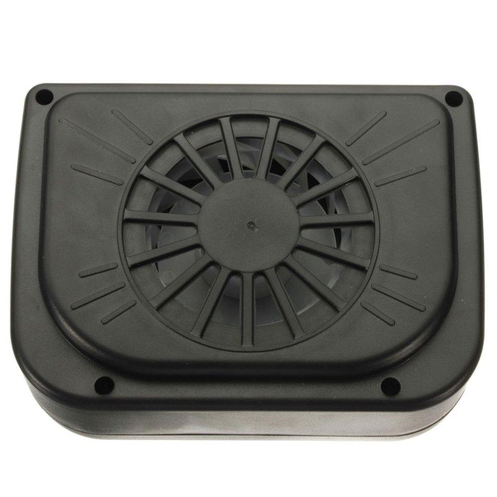 GEZICHTA Solar Sun Power auto sistema di ventilazione Air Vent Cool ventola di raffreddamento radiatore