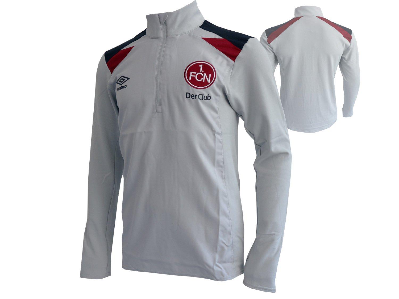 Umbro FC Nurnberg Training 1 2 Zip Top (U) Pullover & Sweatshirts