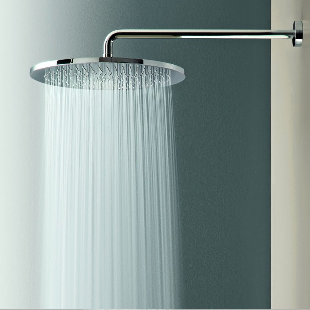 FabricMCC Rainfall Shower Head, High Pressure 9.2\