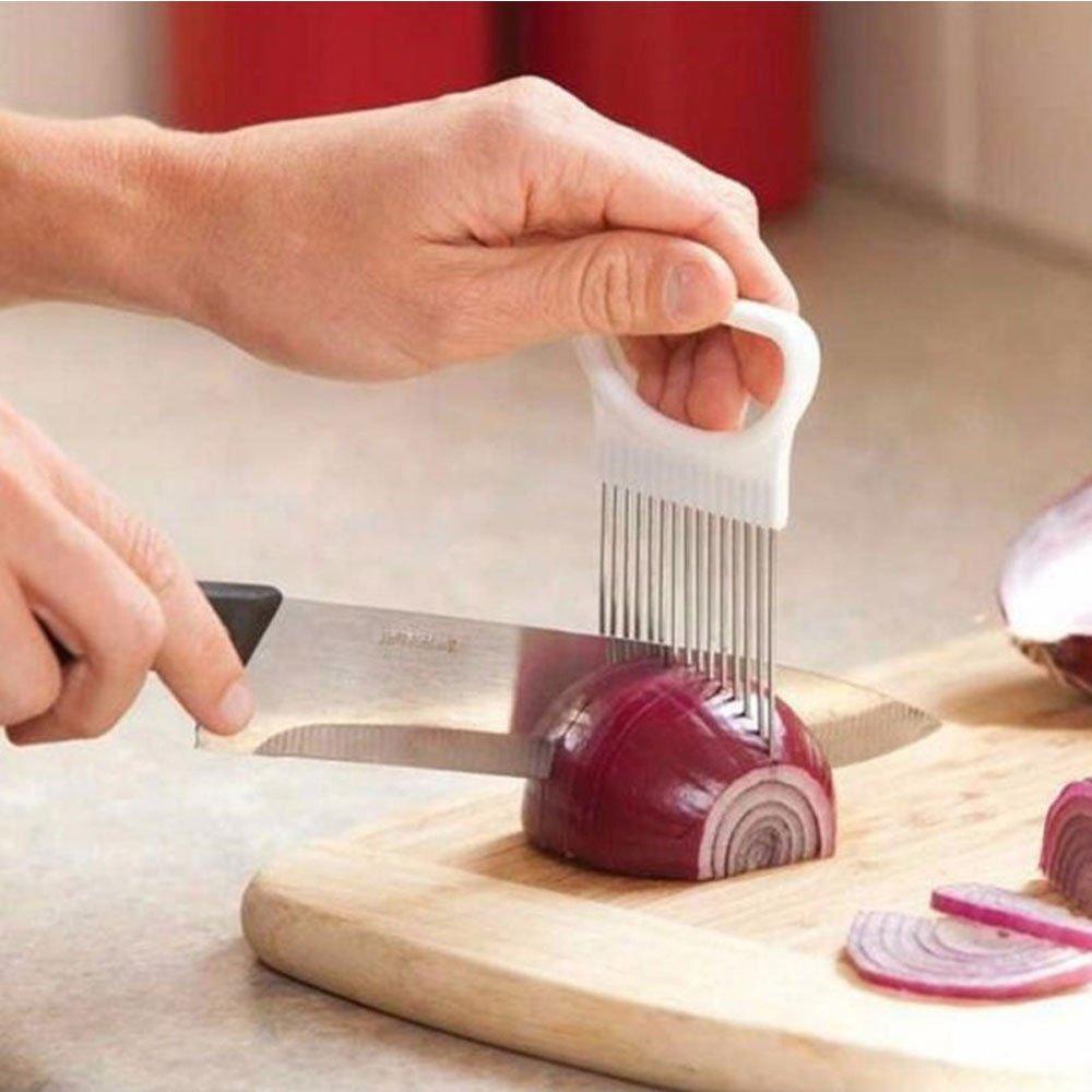 Vinciann Leitfaden Blieskastel Größe Gemüse Obst schneiden Scheiben regelmäßigen Grabegabel Edelstahl Küche