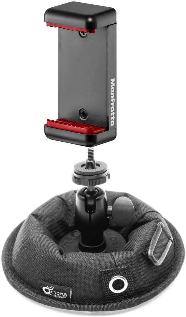 OCTOPUS.CAMERA OctoPad Universal with Manfrotto Universal Clamp