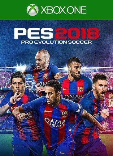 Pro Evolution Soccer 2018 - Xbox One by Konami