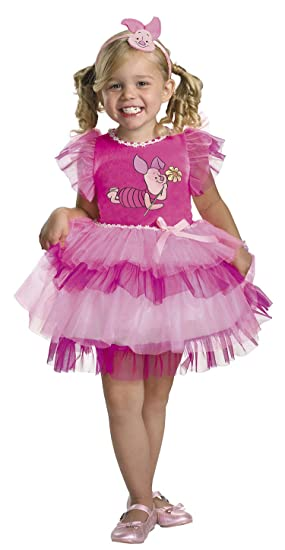 d450be142d64 Amazon.com  Winnie the Pooh Frilly Piglet Costume  Clothing