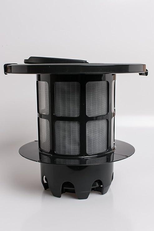 Daniplus Filtro para aspiradora, altura 19,5 cm, para Siemens ...