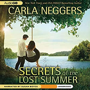 Secrets of the Lost Summer Audiobook