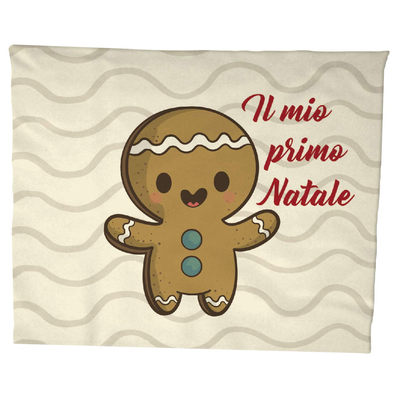 My Custom Style Mantel Individual colección # Navidad B # Mix: Amazon.es: Hogar