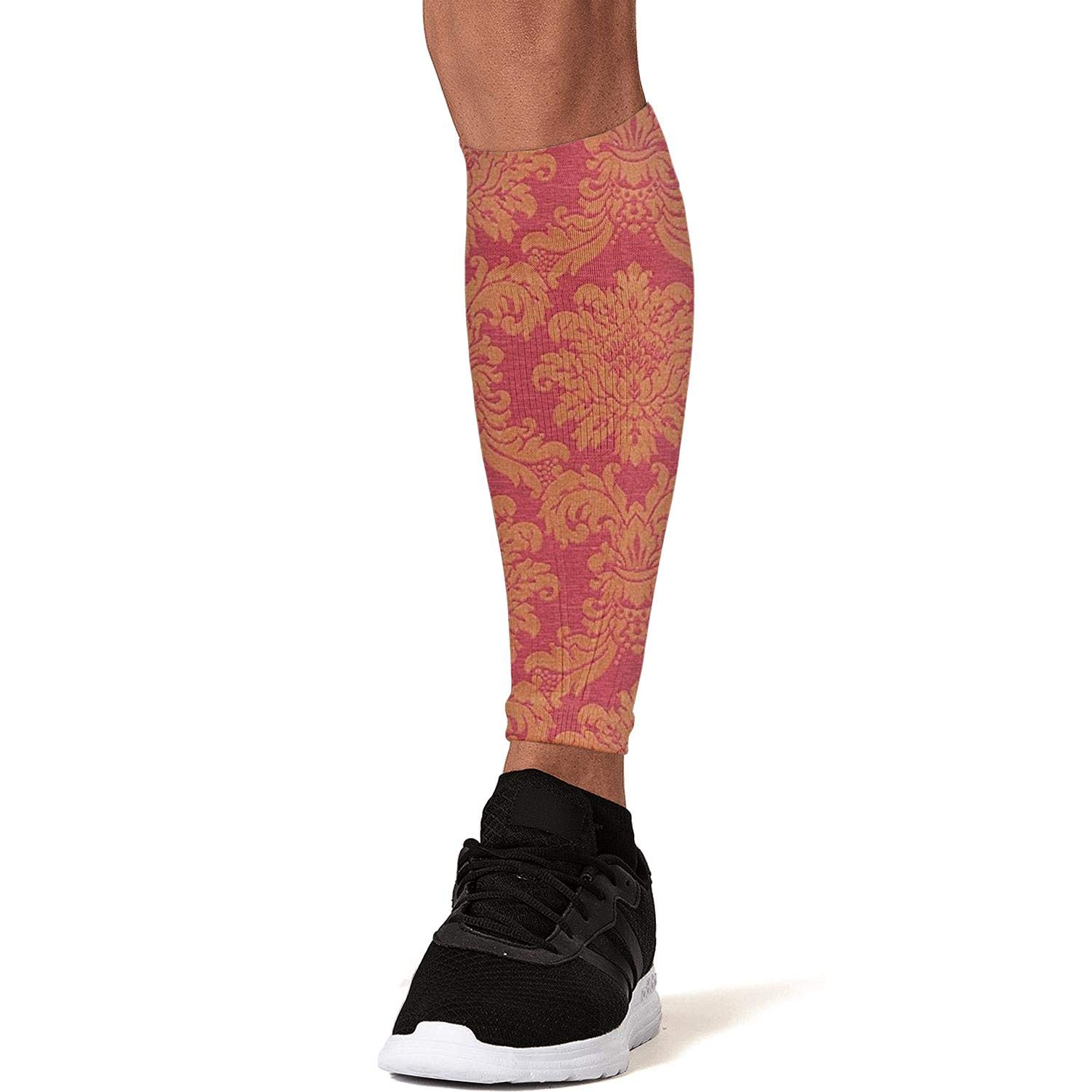 Smilelolly Aztec American Indian Style Calf Compression Sleeves Helps Calf Guard Leg Sleeves for Men Women
