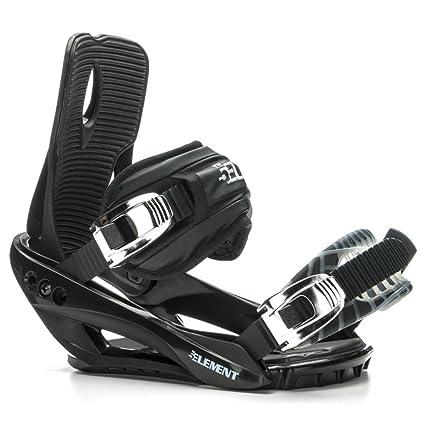 36176757e64a Amazon.com   5th Element Stealth 3 Snowboard Bindings   Sports ...