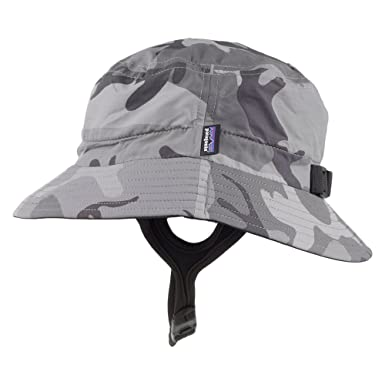 Patagonia Hats Surf Brim Bucket Hat - Grey Large X-Large  Amazon.co ... e3ab018416a
