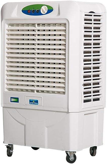 MAZHONG FANS Aire acondicionado del piso Evaporador, Ventilador del aire acondicionado Ventilador Ventilador de aire silencioso Humidificador de agua Refrigerador ...