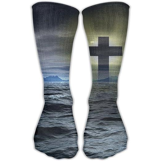 Amazon com: Cross Mark Symbol Of Christian Unisex Nursing