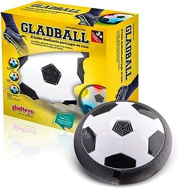 GLADBALL 10001 - El Balón Deslizante para Jugar a Futbol en Casa ...