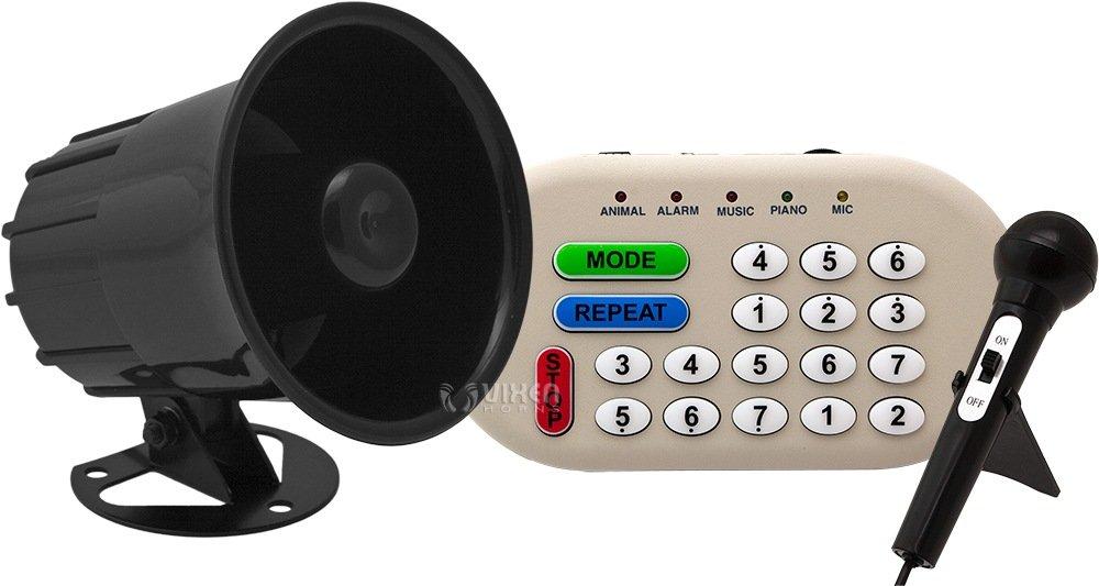 Vixen Horns VXS6200 46 Sounds Electronic Horn by Vixen Horns