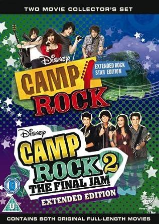 amazon co jp camp rock 1 2 doublepack dvd by nick jonas dvd