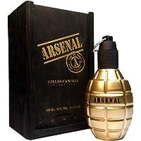Gilles Cantuel Arsenal Gold Eau de parfum 100ml