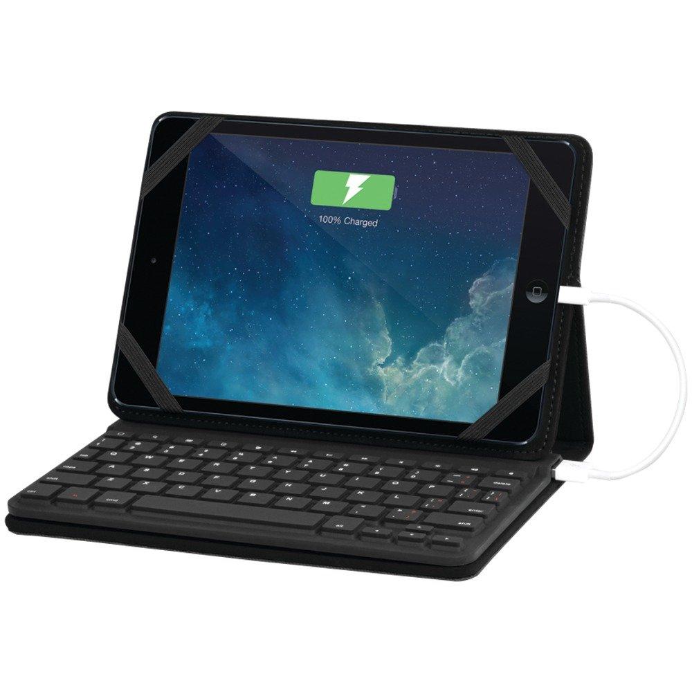 Innovative Technology ITJ-4243UK 5800mAh Universal Mini Justin Power Case with Keyboard