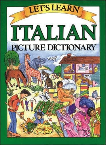 Let's Learn Italian Picture Dictionary (Learning English Pictures)