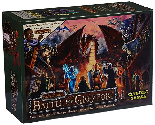 Battle For Greyport Board Game